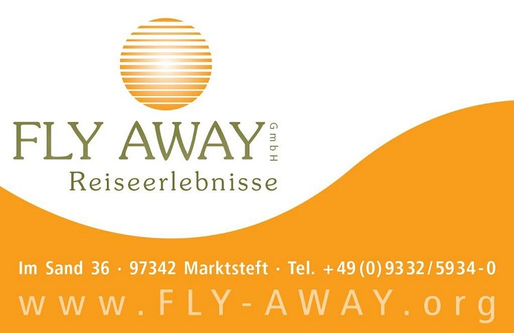 fly away logo